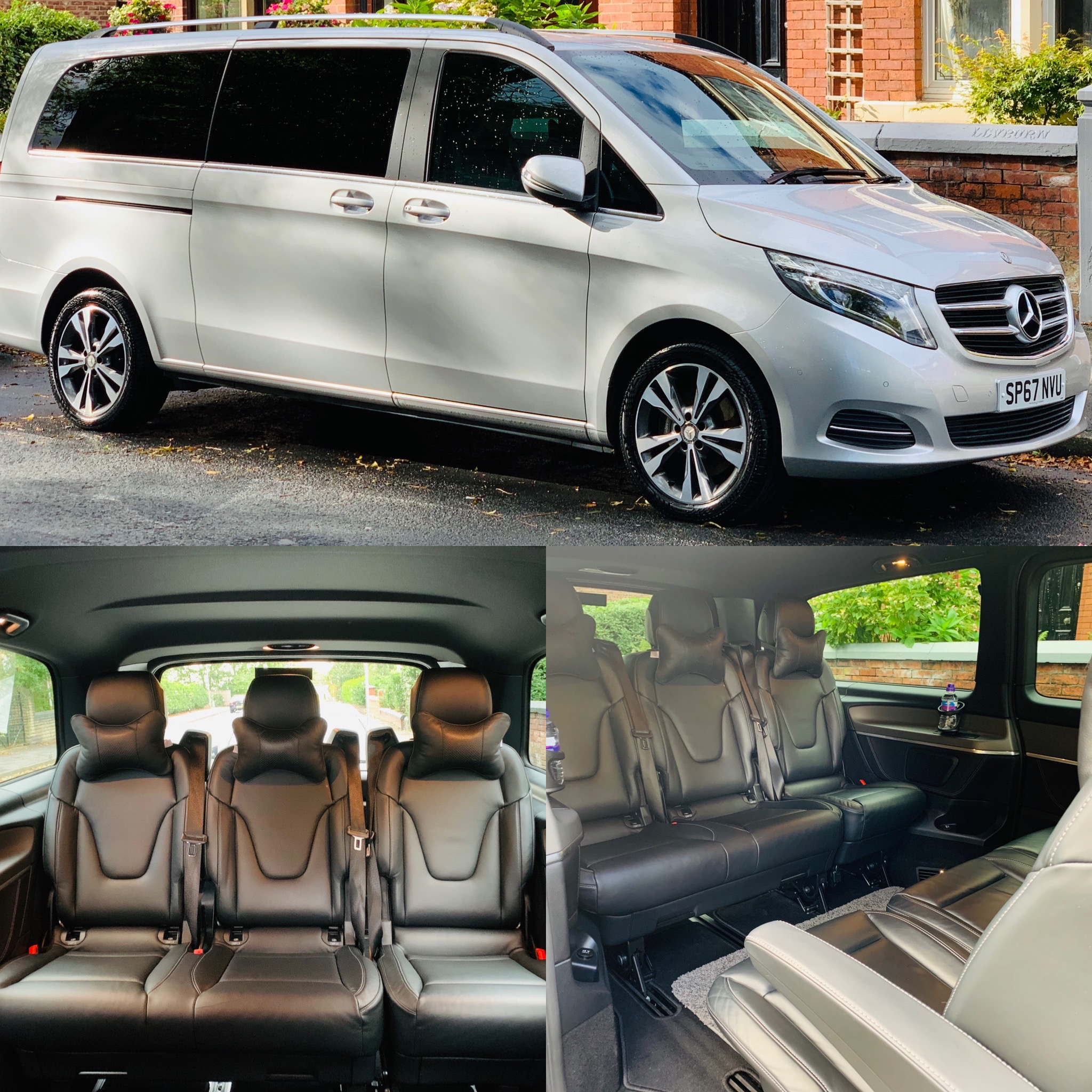 Luxury Chauffeur Service Manchester