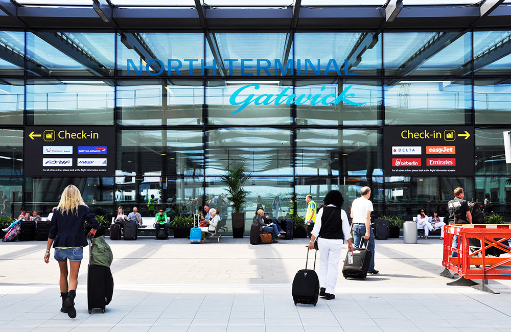 Gatwick Airport Taxi, Transfers & Chauffeur