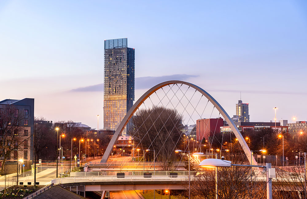 Manchester- Glasgow Airport Transfers | Luxury Chauffeur