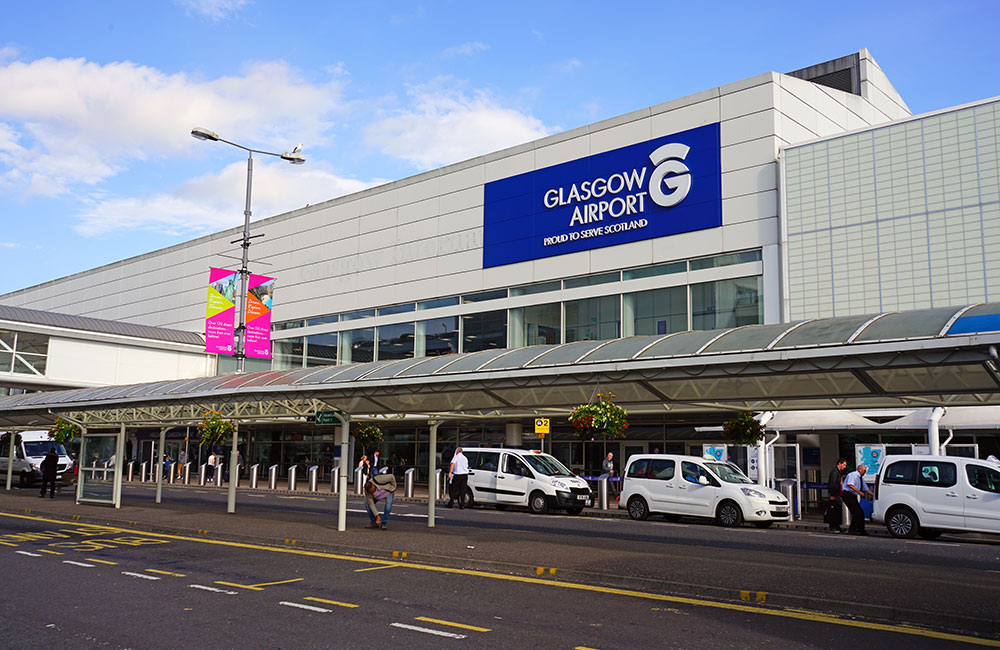 Glasgow Manchester Airport Transfers   Luxury Chauffeur
