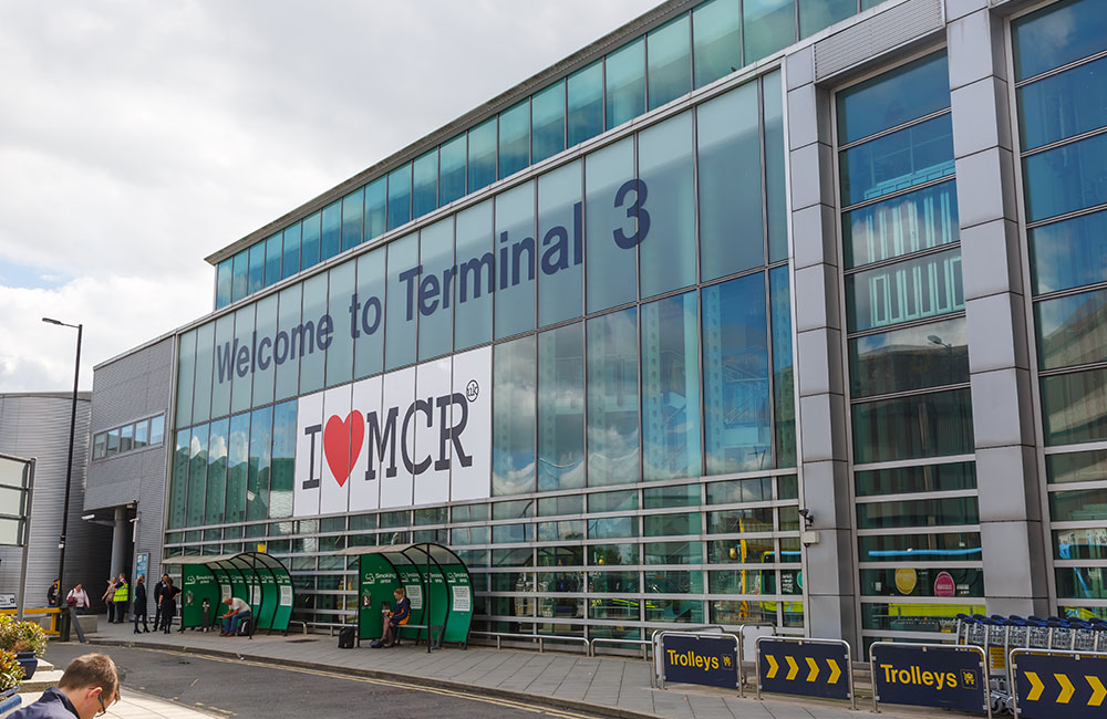 Luxury Manchester Airport Transfers Manchester Airport Chauffeur