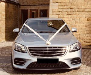 Wedding Car Hire Chauffeur Service Mercedes
