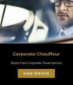 Manchester Corporate Chauffeur Service
