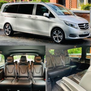 Manchester Airport Transfers & Chauffeur Service